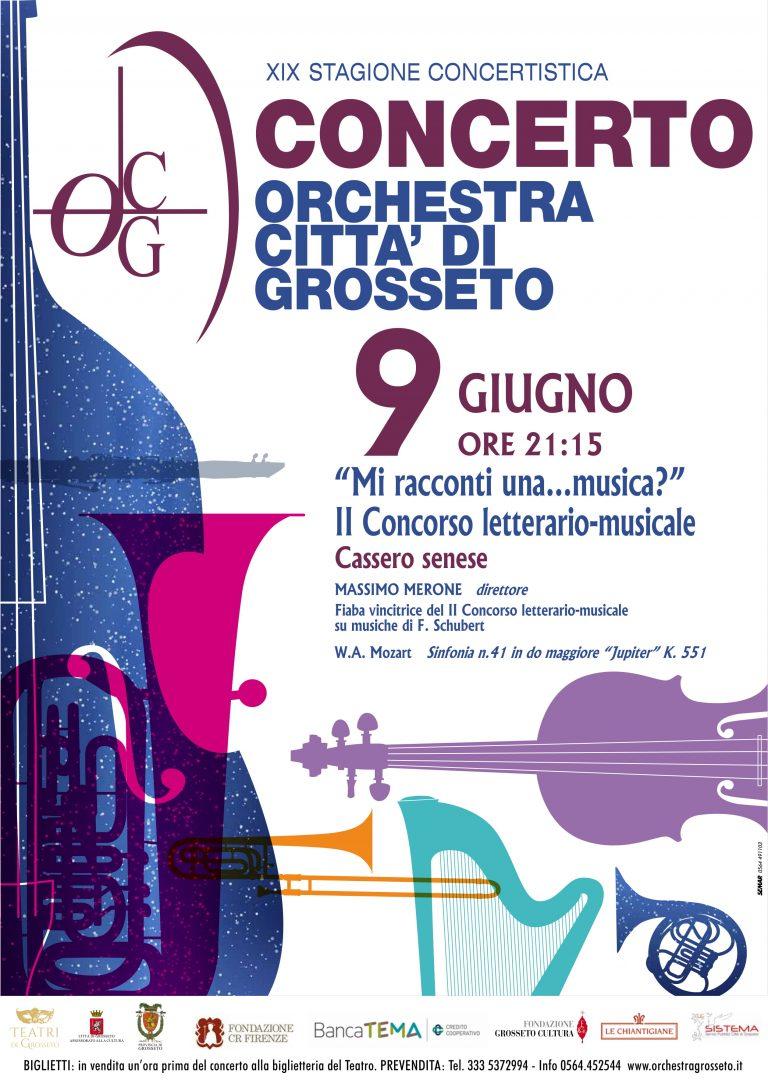 Concerto 9 giugno 2019