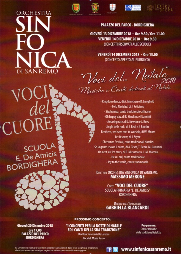 Orchestra Sanremo Voci del Natale